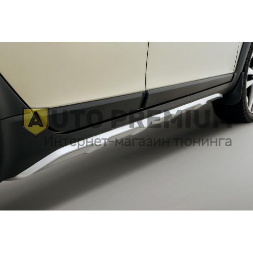 Пороги на Lada Vesta SW Cross XMUG 2.0